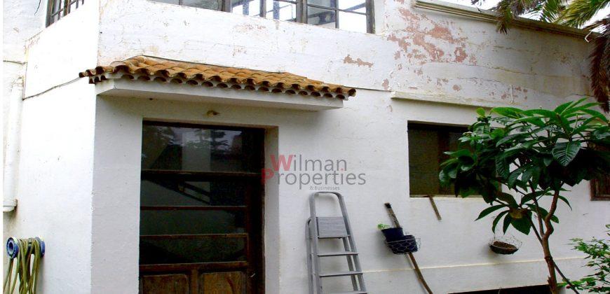 Casa terrera en venta con piscina en Sta María de Guía