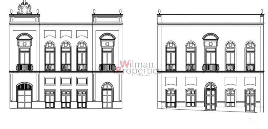 Palacete en venta en Vegueta