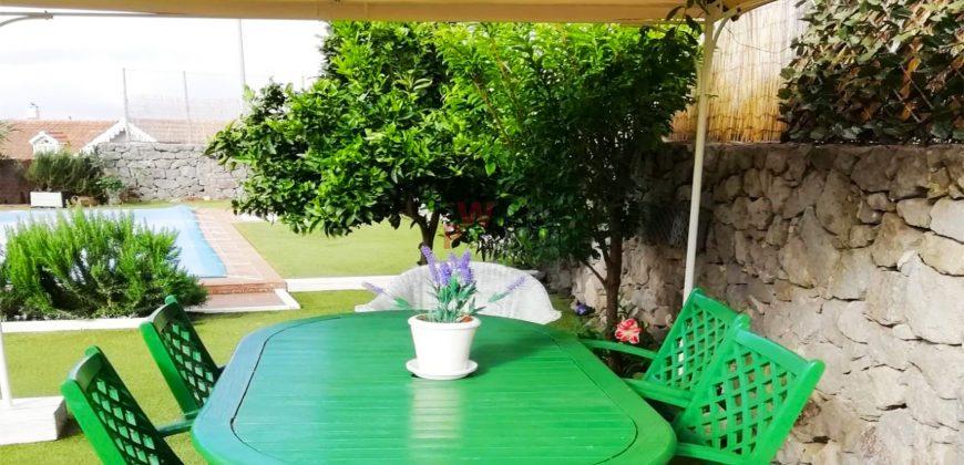 Chalet con piscina en venta en Santa Brígida