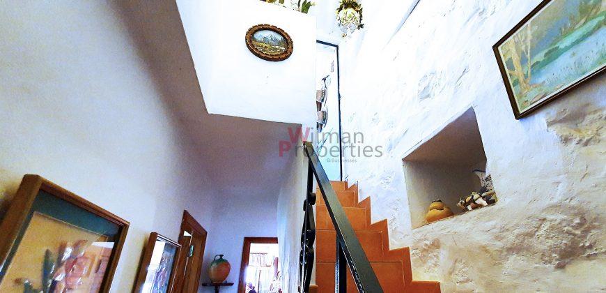 Casa terrera en venta en Teror